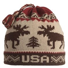 Knitted in Vermont, USA in the traditional handcrafted manner passed down from generation to generation by knitters in the Northeast Kingdom, our 100% wool Vermont Originals® Knits are the perfect hat
