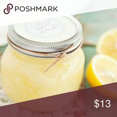 Citrus Sugar Scrub - All Natural Organic To die for sugar scrub. One of my favorites. All Natural Organic, completely chemical free. Pamper yourself or purchase as a gift for someone special. 4oz glass jar available. Custom unique scrubs and sprays available upon request. Young living essential oils used for this product. Young Living Other