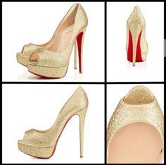 #RedBottoms ... elegantly sexy