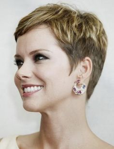 Supper Short Haircuts Ultra Fabulous Short Hairstyles   Styles Hut