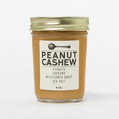 Peanut Cashew Butter