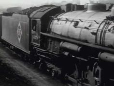"""Railroads: """"A Great Railroad at Work"""" 1942 New York, New Haven and Hartford RR: http://youtu.be/OYJxaGc82Dw #RR #railroad #trains"""