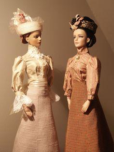 dolls/Barbie history dolls / Renee Fab./. 47..37 qw