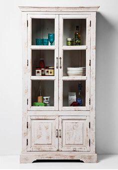 vitrina vintage, vitrina shabby chic, vitrina, shabby chic, decorar salón