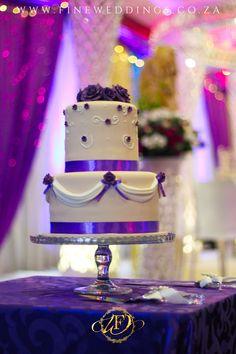 wedding cakes 2 tier An elegant 2 tier wedding cake featuring purple roses. 2 Tier Wedding Cakes, Wedding Cake Roses, Sugar Rose, Wedding Planning Timeline, Purple Roses, Birthday Candles, Elegant, Desserts, Weddings