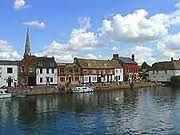 St. Ives, Cambridgeshire - This is where my grandpa lived <3