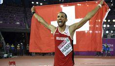 watson - Hussein verzückt die Schweiz! Über 400 Meter Hürden läuft der Thurgauer sensationell zu EM-Gold (by Steffen Schmidt)