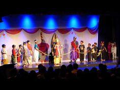 """Koorma Avatar"" by Chinmaya Mission Bal Vihar Little Rock Arkansas October 25th 2014. - YouTube"