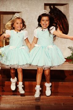 I just love these princesses from Ellen! Sophia grace and Rosie :)