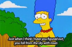 22 Times Homer And Marge Simpson Gave Us Relationship Goals Homer And Marge, Homer Simpson, Lisa Simpson, Stickers Online, The Simpsons, Relationship Goals, Winnie The Pooh, Disney Characters, Fictional Characters