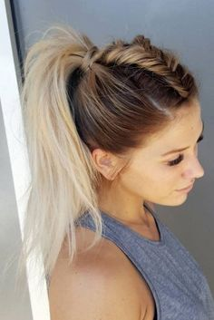 Ponytail Hairstyles Pic 3
