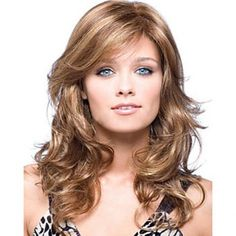 Curly Wigs | Cheap Curly Hair Wigs For Women Casual Style Online Sale | DressLily.com
