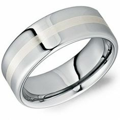 Crown Ring - Collections Alternative Metal Tungsten Carbide Tu 0196 S Tungsten Rings, Tungsten Carbide, Cool Wedding Rings, Wedding Bands, Alternative Metal, Rings For Men, Collections, Crown, Engagement Rings