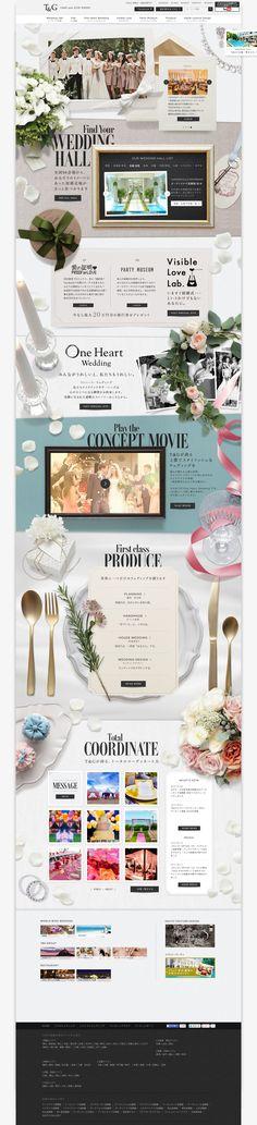 【公式】結婚式場のT&G 結婚式はオリジナルウェディングで
