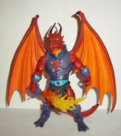masters of the universe DRAEGO MAN dragon 2012 classics complete he-man motu motuc Action figure for sale to buy matty collector exclusive mattel