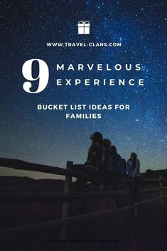 Do you have a travel bucket list? Discover The 9 most marvelous bucket list ideas for families. Ideas on where to travel, what to do, and things to experience. Road Trip Destinations, Holiday Destinations, Packing List For Travel, Travel Tips, Winter Sun Holidays, Games For Kids, Family Travel, Families, Bucket