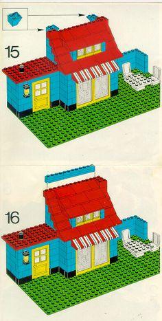 lego friends caravan instructions