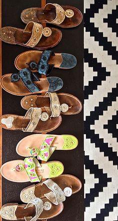jack rogers always! love the blue ones! Cute Shoes, On Shoes, Me Too Shoes, Shoe Boots, Jack Rogers, Boho Chic, Bohemian, Birkenstock, Preppy Style