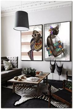 [New] The 10 Best Home Decor (with Pictures) - African decor on its own is always ethnic and exotic . African Living Rooms, African Room, Living Room Designs, Living Room Decor, Decor Room, Interiores Art Deco, African Interior Design, Ethno Design, African Home Decor