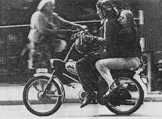Memory Motel, Power Bike, Motor Scooters, Motorcycle Bike, Back In The Day, Memories, Retro, Child Hood, Amsterdam Netherlands