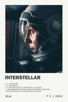 Interstellar alternative movie poster