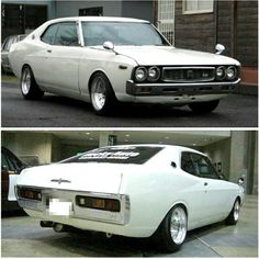 80年代始め『ブタケツ』の愛称で親しまれた2代目ローレルSGXの魅力!! - Middle Edge(ミドルエッジ) Auto Retro, Retro Cars, Vintage Cars, Antique Cars, Classic Japanese Cars, Classic Cars, Japan Motors, Japan Cars, Car Sketch