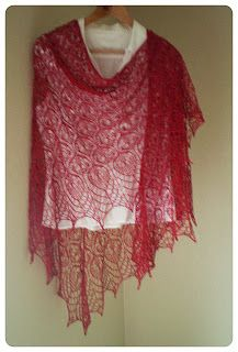 KnitANDlace- gorgeous red color