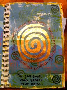 As you get to know yourself more, you begin to hear your inner voice - Lets get spiritual journal