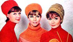 Knitting fashion, Romance (Dutch) January 1964