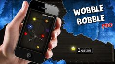 Our globally featured title Wobble Bobble which is a result of two weeks effort. Get it on iOS from https://itunes.apple.com/us/app/wobble-bobble-pro/id543284056?mt=8 and from https://play.google.com/store/apps/details?id=org.theawesomegamestudio.wbp on Android