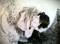 Max and Fang: Flying Home by on DeviantArt Maximum Ride Manga, Maxium Ride, City Of Ashes, Gallagher Girls, Alternate Worlds, Jace Wayland, Shadow Hunters, Disney Quotes, Pictures Images