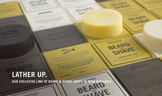 Hudson Made Beard & Shave Soap
