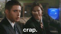 Watch Jared - supernatural funny - Jared Padalecki Sam Winchester - Jensen Ackles Dean Winchester