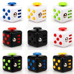 kostka fidget cube