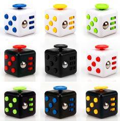 Kostka antystresowa Fidget Cube