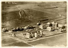 Letecké zábery z výstavby košickej nemocnice