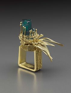 1978 Arline M. Fisch (American, born in 1931) Ring | Museum of Fine Arts, BostonRing