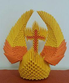 Nicole Sunitsch - Autorin - Gedichte und Zitate - Hobbyautorin und Hobbykünstlerin: 3 D Origami - Kranich - Schlange - Blume - Herz un... Origami, 3 D, Paper, Decor, Papercraft, Poetry, Hobbies, Heart, Quotes