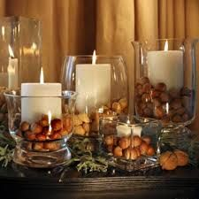 ideas for christmas table centerpieces - Google Search