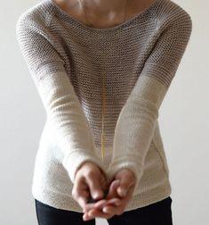 Пуловер Harmony от Ририко.