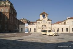 The Reggia of Venaria Reale, Turin, Piedmont, Italy
