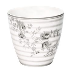 GreenGate Latte Cup Becher Sophie Warm Grey