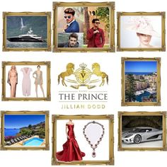 The Prince By Jillian Dodd by jillian-dodd on Polyvore featuring art