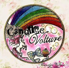 Candice Volture - The Custom Headphones