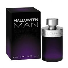 Beware of Yourself… hauntingly classy, this Halloween Man Eau De Toilette by J. Del Pozo is a must-have! - Size: 4.2 Fl. Oz. - Fragrance Notes: Mandarin, Violet Leaf, Lavender, Basil.