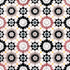 #bathroom #tile #floor love. Stock online de carreaux ciment en motif