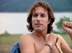 "John Corbett in ""Northern Exposure"" days would've made a lovely Kit Sylvain"