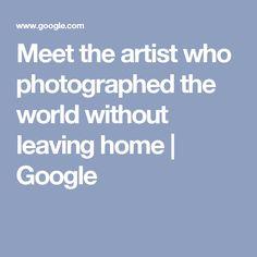 Meet the artist who