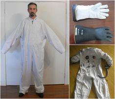 Astronautenkostum Kostum Astronaut Fur Erwachsene Mannerkostum