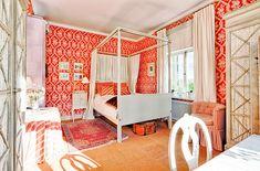 Storybook Wooden Palace Overlooking Lake Mälaren | iDesignArch | Interior Design, Architecture & Interior Decorating